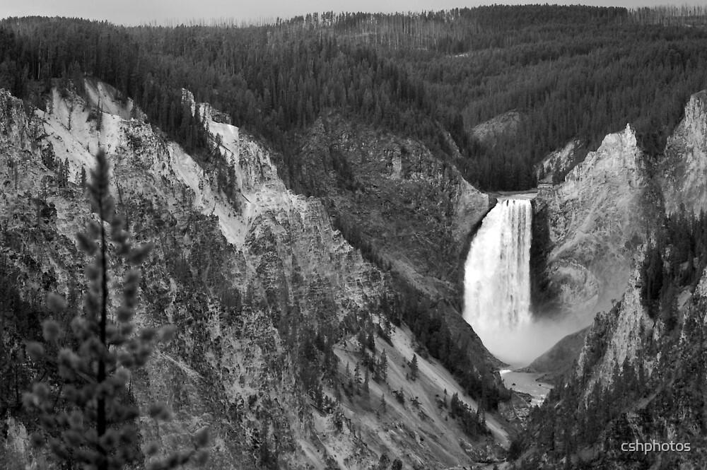 Upper Falls by cshphotos