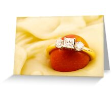 Delicious Diamonds Greeting Card
