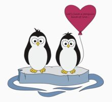 Penguin Kind of Love T-Shirt