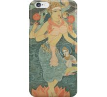 The Goddess of Wealth iPhone Case/Skin