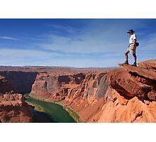 Grand Canyon Overlook Photographic Print