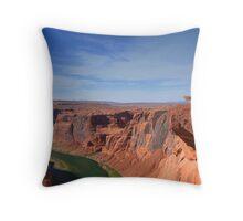 Grand Canyon Overlook Throw Pillow