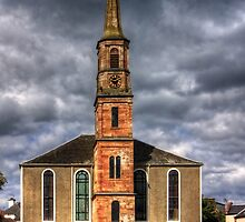 Strathaven East Parish Church by Tom Gomez