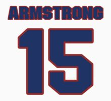 National Hockey player George Armstrong jersey 15 T-Shirt