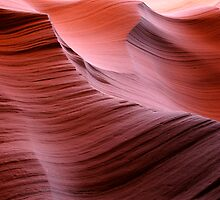 Lower Antelope Canyon by Christophe Testi