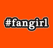 Fangirl - Hashtag - Black & White Kids Clothes