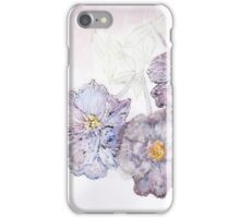 Lilac Flowers iPhone Case/Skin