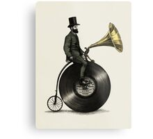 Music Man Metal Print