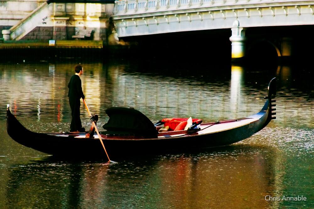 A taste of Venice by Chris Annable
