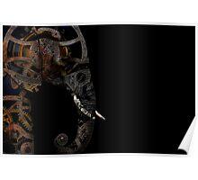 clockwork elephant  Poster