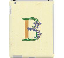 Le Jardin de Adalaine - B iPad Case/Skin