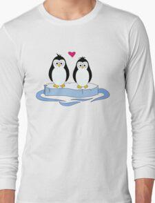 Penguins Long Sleeve T-Shirt