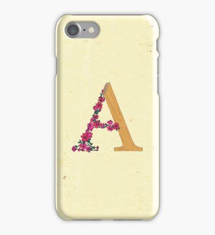 Le Jardin de Adalaine - A iPhone Case/Skin