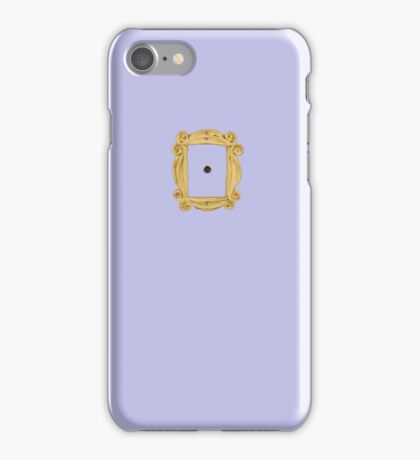 Friends Peephole iPhone Case/Skin
