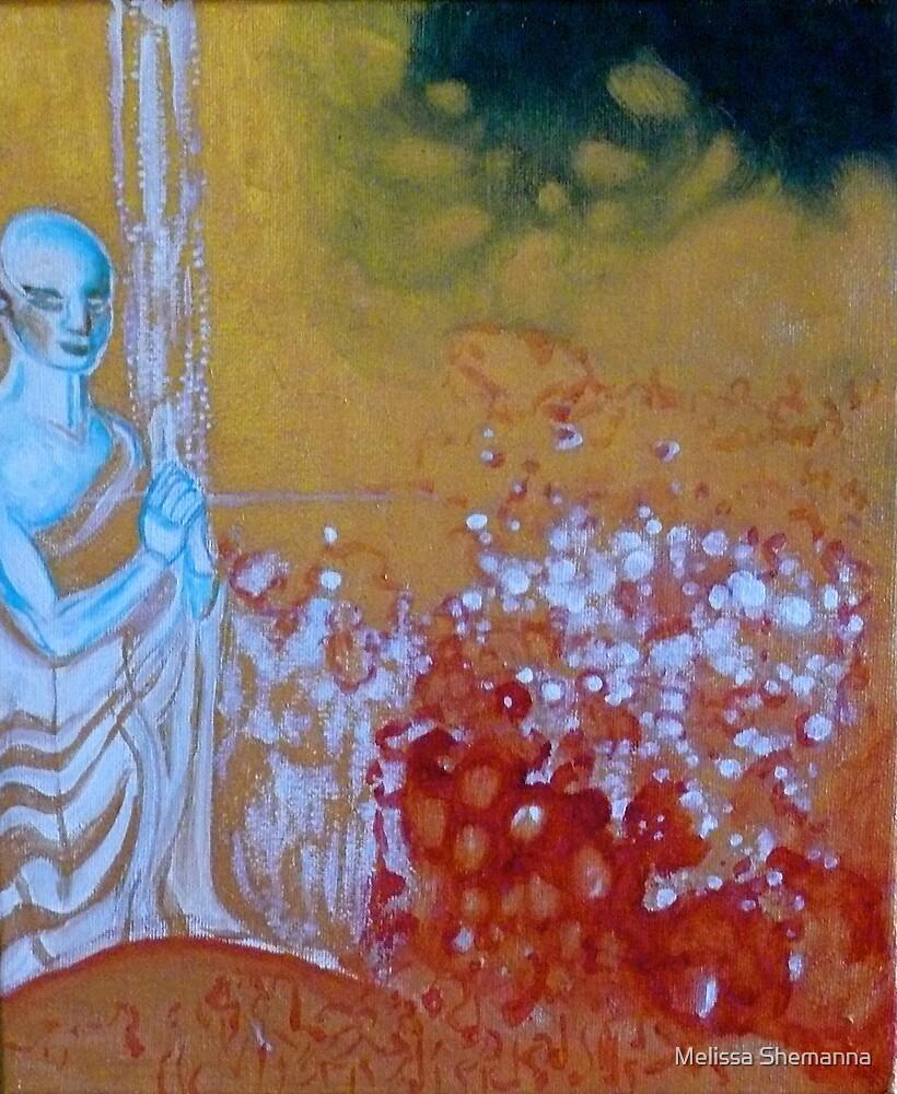 Zen Offering by Melissa Shemanna