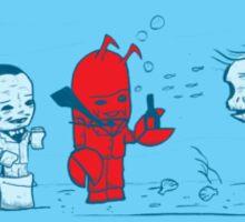 Lobster Mobster Sticker