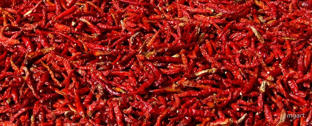 Hot Pepper by myart