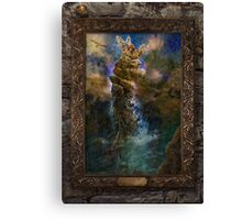 Notoria nin egent Canvas Print