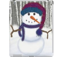 Puffy The Snowman iPad Case/Skin
