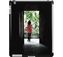 The other side ... iPad Case/Skin