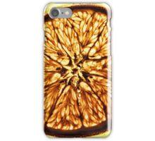 One of Five, Orange iPhone Case/Skin