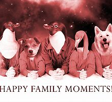 Happy family moments by infloence