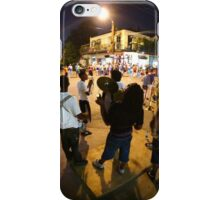 Chartres Street Musicians - New Orleans, LA iPhone Case/Skin