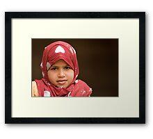 Bedou Framed Print