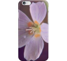 Say It With Flowers I iPhone Case/Skin