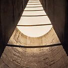 silo ladder by J.K. York