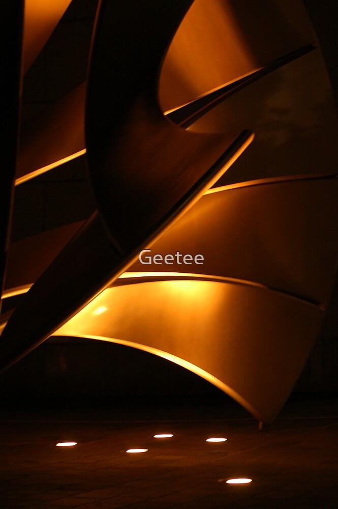 Golden Art by gary A. trounson