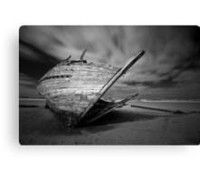 Bunbeg Shipwreck Canvas Print