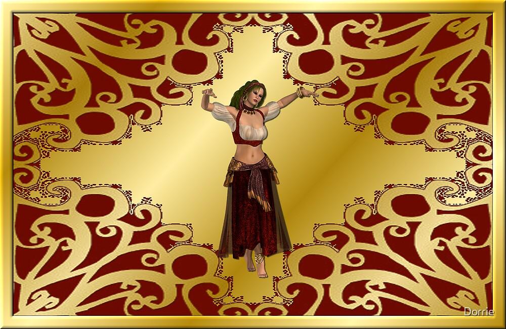 Gypsy Woman by Dorrie