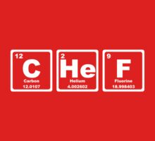 Chef - Periodic Table by graphix