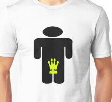 king dick Unisex T-Shirt