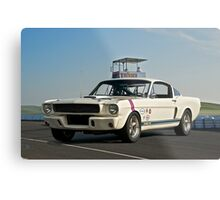 1966 Shelby Mustang G.T. 350 I Metal Print