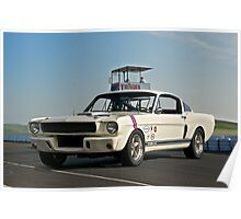 1966 Shelby Mustang G.T. 350 I Poster
