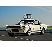 1966 Shelby Mustang G.T. 350 I Photographic Print