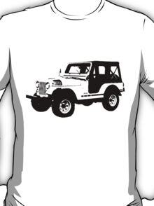 Teen Wolf - Stiles' Jeep T-Shirt