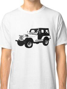 Teen Wolf - Stiles' Jeep Classic T-Shirt