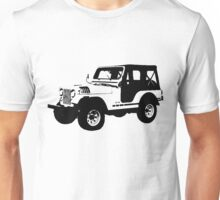 Teen Wolf - Stiles' Jeep Unisex T-Shirt