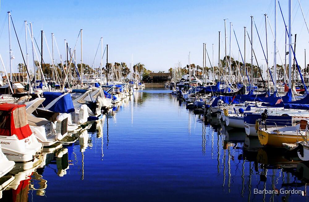Harbor View by Barbara Gordon