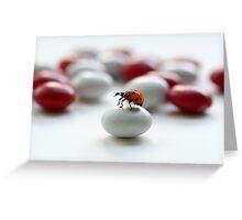 Ladybug :) Greeting Card