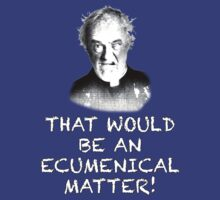 FATHER JACK HACKETT - ECUMENICAL MATTER by tardisbabes