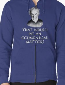 FATHER JACK HACKETT - ECUMENICAL MATTER T-Shirt