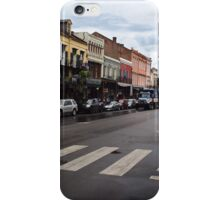 Rain Soaked Dumaine - New Orleans, LA iPhone Case/Skin