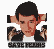 SAVE FERRIS by tardisbabes
