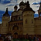 Entrance to Rostov the Great's Kremlin by Jon Ayres
