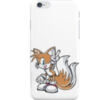 Tails Give a Peace Sign iPhone Case/Skin