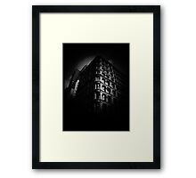 Welcome to Gotham 03 Framed Print